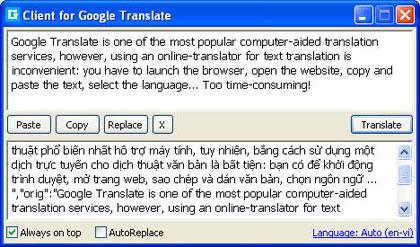 Dịch tiếng anh chuẩn