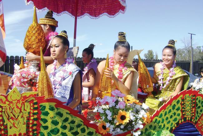 Tết cổ truyền tại Lào