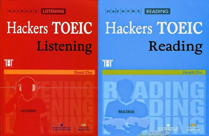 Hacker Toeic Listening BOOK
