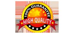 Cam kết chất lượng cao