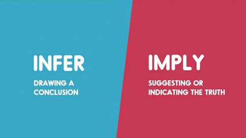 Infer - Imply